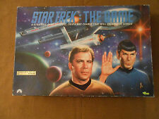 GAME: STAR TREK:THE Strategic Game of Logic/Trivia/Chance 1992CollectorNo.160040
