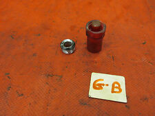 Triumph TR3,TR4,Spitfire,Original Red Ignition Warning Light Plastic Bulb Holder