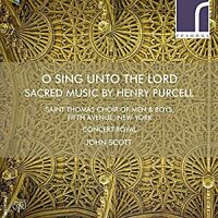 Fifth Avenue - O Sing Unto The Lord: Sacred Music By Henry Purcell [CD]