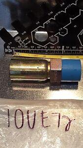 Weatherhead EATON Coll-O-Crimp 10U-E72 hydraulic hose end