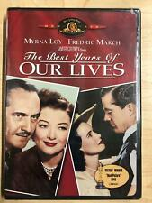 The Best Years of Our Lives (Dvd, 1946) - New20