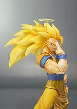 Hot S.H. Figuarts DragonBall Z Super Saiyan 3 Son Goku Toys Dragon Ball Figma 2