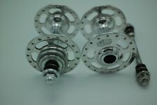 vintage campagnolo nuovo record track hubset NOS 36 hole