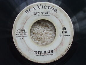 Elvis Presley - Do The Clam / You'll Be Gone - USA PROMO 45 47- 8500
