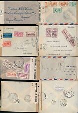 Military, War French & Colonies Postal History Stamps