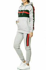 Damen Jogginganzug Frauen Trainingsanzug Sportanzug Streetwear Fitness 9402
