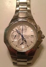 Vintage Seiko 2-Button Chronograph Men's Watch