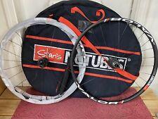 Stan's Valor ZTR Carbon wheelset XD Hub Tubeless 650b 27.5 Low Miles boost