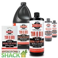 PLANT LIFE Ton O Bud 500G Bloom Flowering Yield Booster Plant Nutrient Hydro