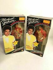 Michael Jackson Action Figure American Music Awards Outfit Vintage 1984 LJN INC