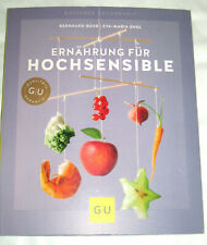 Ernährung für Hochsensible ???UNGELESEN ° von Bernhard Bühr ° GU