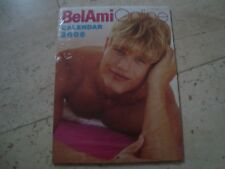 BEL AMI ONLINE 2006 Calendar NEW&SEALED Tim Hamilton gay interest Benjamin Bloom
