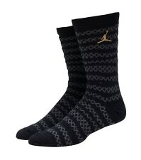 2 pares de Nike Jordan 10 ciudad Pack Calcetines Estilo De Vida Adulto Talla UK 5-8
