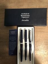 Marquis By Waterford Writing Instruments  Pens & Pencil Set Arcadia