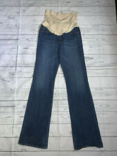 Pea in Pod Maternity Collection AG Adriano Goldschmied BootCut Flare Jeans Sz 27