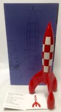 New Tintin Herge Rocket - 30cm high - Numbered Limited Edition