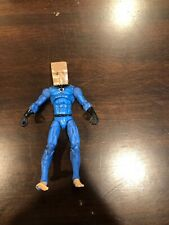 "Marvel Universe 3.75"" Fantastic Four Bag Head Spider-Man Figure Hasbro RARE"