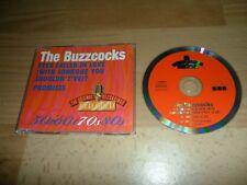 BUZZCOCKS - EVER FALLEN IN LOVE / PROMISES (VERY RARE CD SINGLE)  PETE SHELLEY