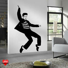 Elvis Presley Jailhouse Rock wall art sticker