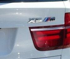 BMW Brand OEM Genuine E70 X5 M Emblem Badge Tailgate Rear Brand New