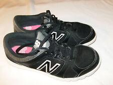 Women's New Balance Cushioning 317 Size 7.5 Black w/ White Trim-Great Condition