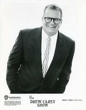 DREW CAREY SMILING PORTRAIT THE DREW CAREY SHOW ORIGINAL 1996 NBC TV PHOTO