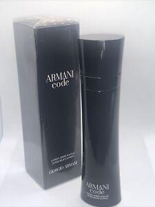 "Giorgio Armani  Armani Code - Aftershave  3.4 oz /100  ml  Sealed ""new"""