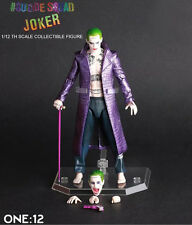 Crazy Toys DC Comics Suicide Squad Joker Statue Figure Model Display Collectible