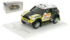 Truescale Mini Countryman All4 Racing #305 Dakar Rally 2012 - N Roma 1/43 Scale