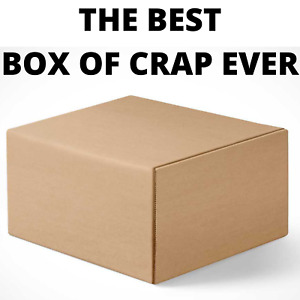 $50 RRP The Best Box of Crap Ever