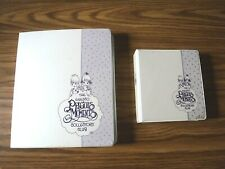 2 Precious Moment Binders-Collector Club And My Personal Precious Moments