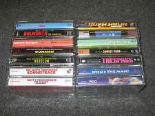 LOT 14 Motion Picture Soundtrack [PA] rap hip hop Cassettes excellent and new