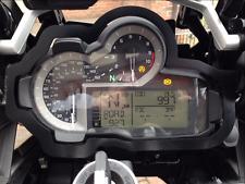 BMW R1200GS/GSA LC contra manipulaciones Brace en negro revestimiento de polvo