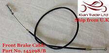 Nueva Marca Royal Enfield Bullet Cable del freno delantero 145298/B