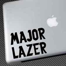 MAJOR LAZER Vinyl STICKER CAR DECAL cd diplo mad decent shirt pon de floor