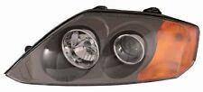 New Left Driver Side Headlight Assembly Fits 2003-2004 Hyundai Tiburon
