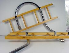 New Parts! Pedal Car Fire Truck Chrome Rail Kit - Fits Murray - Without Ladders!