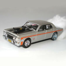 Cooee Ragers 1969 XW GT Ford Falcon Silver Street Rod 2ENIL8 1:64 Diecast Model