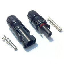 1 Paire Connecteurs MC4 Multicontact