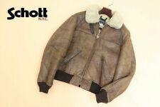 Abbigliamento da uomo SCHOTT marrone