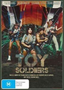 Toy Soldiers DVD - Reg 4 Aust