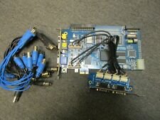 Genuine Geovision GV-1480A GV1480 16 Ch PCI-E DVR CCTV Full D1 Capture Card
