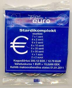 Estonia Euro Starter Kit