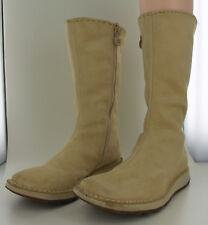 Timberland Smart Comfort Mid-Calf Leather Boots - Size 5.5