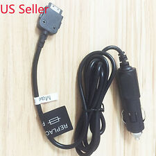 Car Charger DC Adapter Cord for Garmin StreetPilot C580 C530 GPS 010-10747-03
