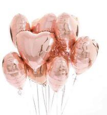 Blumiges Herz 68 cm x 50 cm NEU XL Folienballon