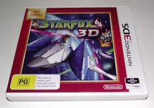 Starfox 64 3D Nintendo 3DS 2DS Game  *Complete*