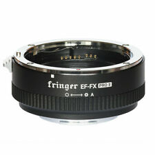 Fringer EF-FX Pro Canon EF Lens to Fujifilm X Mount Auto Focus Apeture Adapter