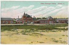 (0699) 1909 P/C TOLEDO OHIO UNION PASSENGER STATION USED