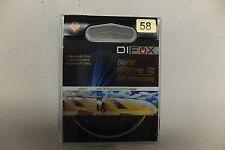 DIFOX Digital High Pro Polfilter Pol Filter  circular 58mm Neuware / 58mm